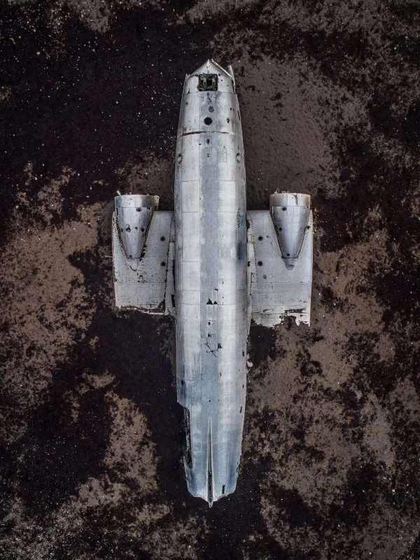 Plane crash Iceland