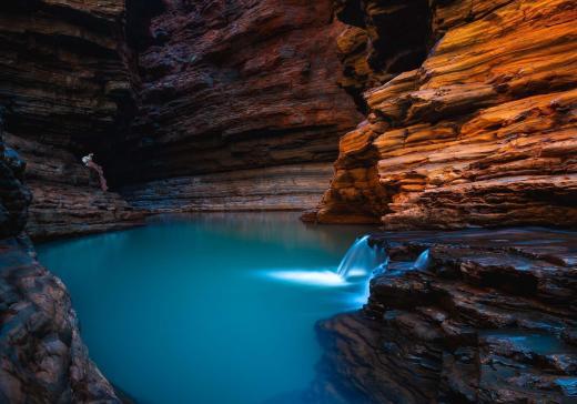 Kermits Pool, Karijini National Park