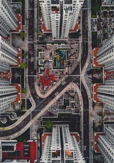 Building complex Hong Kong