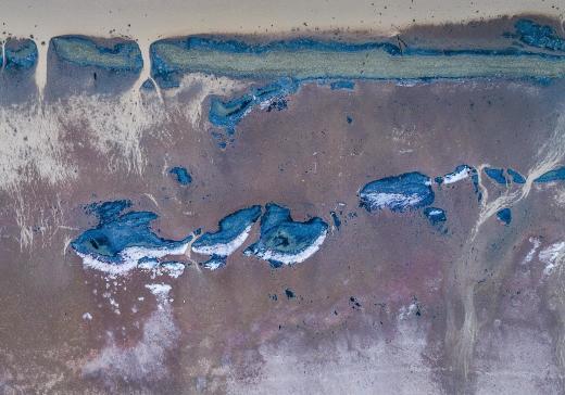 lake residue Australia