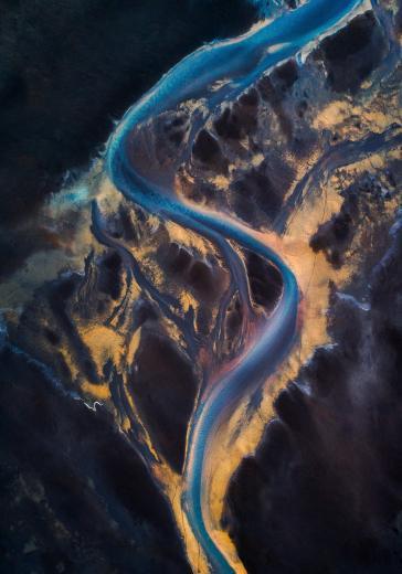 Abstract Aerial Art_Spacejam