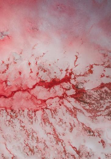 Abstract Aerial Art_Splatter