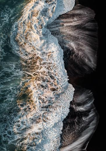 Abstract Aerial Art_Deluge