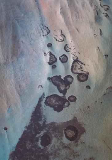 Abstract Aerial Art_Hot Spot