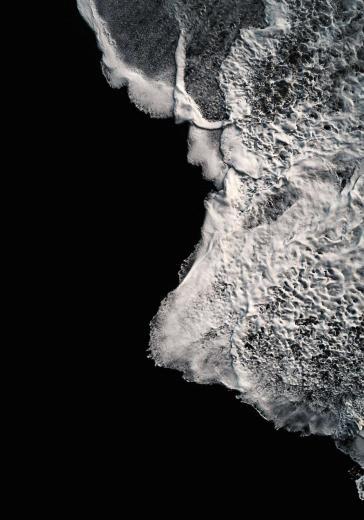 Abstract Aerial Art_Silk Cut