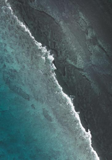 Abstract Aerial Art_The Fizzle