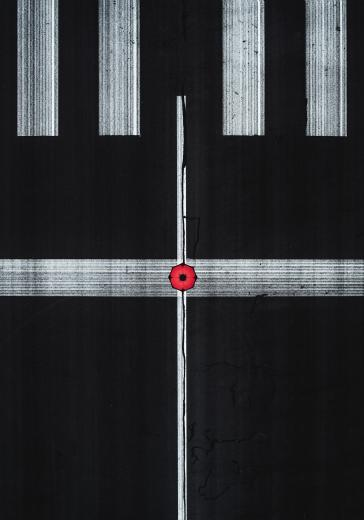 Abstract Aerial Art_11:11 - Lest We Forget