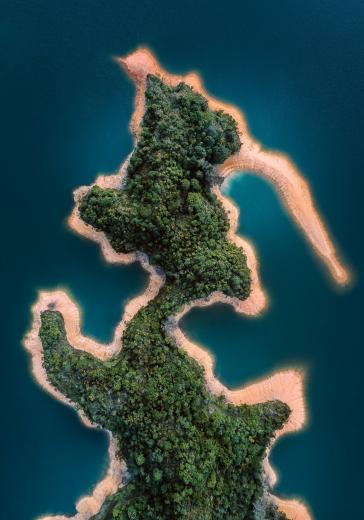 Abstract Aerial Art_Headland